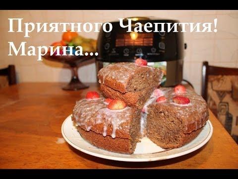 Рецепт: Бисквитный кекс в мультиварке на RussianFood.com