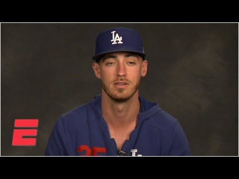 Cody Bellinger focusing on Dodgers' team success during career season | 2019 MLB All-Star Game