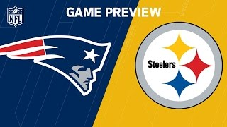 2017 nfl new england patriots vs pittsburgh steelers afc championship playoff predictions preview