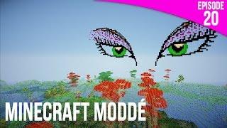 Regarde moi dans les yeux ! | Minecraft Moddé | Episode 20