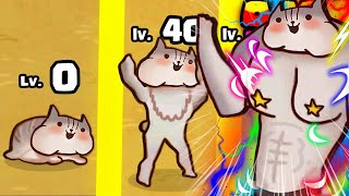 I mutated THE STRONGSET HAMSTER in Hamster Evolution Party