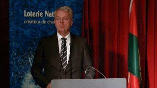 R. Lüdeking - Ambassadeur van de Bondsrepubliek Duitsland - 2015-10