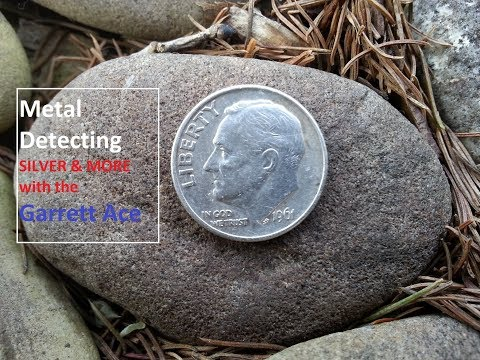 Ohio Treasure Hunting SILVER Metal Detecting MANY FINDS