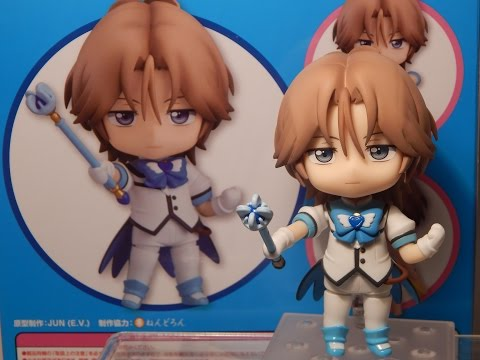Cute High Earth Defense Club Love En Yufuin Nendoroid Figure