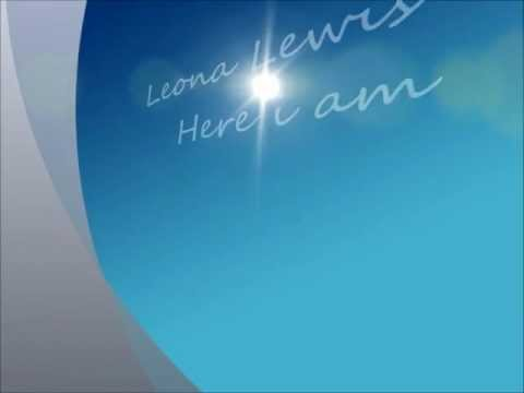 Leona Lewis - Here i am traduzione