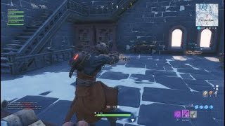 1st Key Location For The Prisoner Skin (Fortnite Battle Royale)