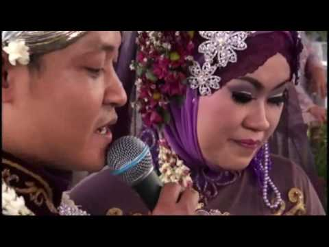 Live Beautiful Wedding Party Sing A Song Janji Suci Yovie Nuno