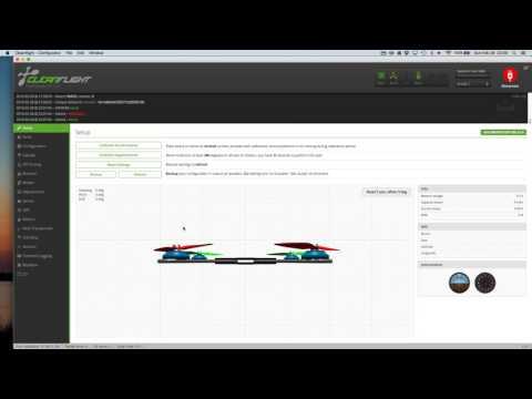 Cleanflight / Betaflight Configuration Overview