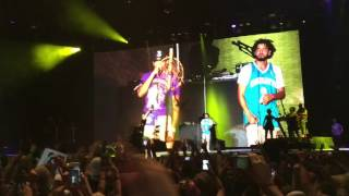J Cole Brings Out Chance The Rapper to perform No Problem at Bonnaroo 2016