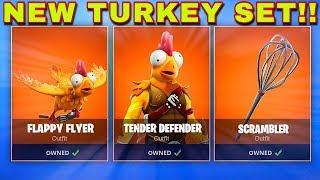 *NEW* THANKSGIVING SKINS!! FORTNITE ITEM SHOP COUNTDOWN! November 21st - (Fortnite Battle Royale)