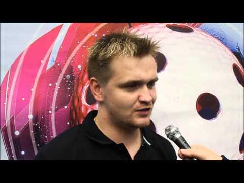 Champions Cup 2011, Day 3 : Czech interview Jir Stozicky (Coach Billy Boy Mlada Boleslav)
