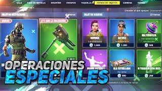 *NEW SKIN SPECIAL OPERATIONS* FORTNITE STORE January 25