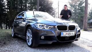 BMW 320d xDrive Touring 2017 'review'