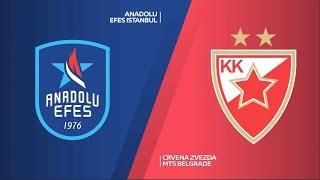 #EuroLeague 5. Hafta: Anadolu Efes - Kızılyıldız mts