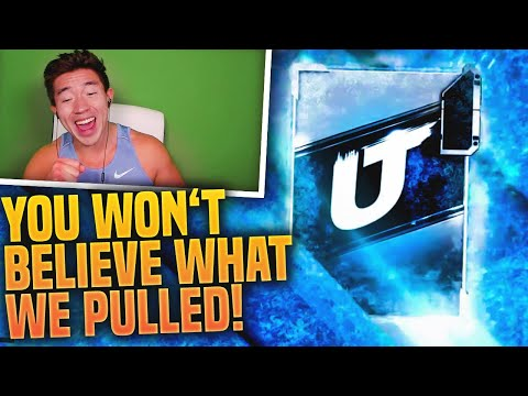 YOU WON'T BELIEVE WHAT WE PULLED! MY MOST EXPENSIVE PACK OPENING! Madden 20