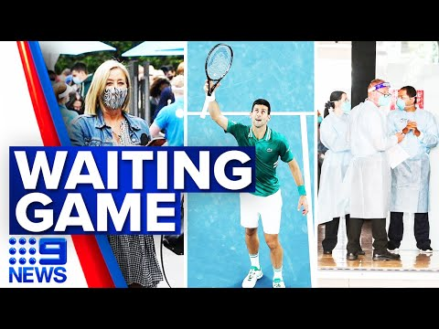 Australian Open in doubt over hotel quarantine | coronavirus | 9 News Australia
