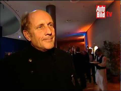 Essen Motor Show 07 - Interview Hans-Joachim Stuck