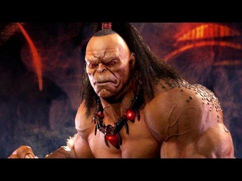 "THE CHAMPION OF HYPE BIG DADDY GORO! - Mortal Kombat X ""Goro"" Gameplay"