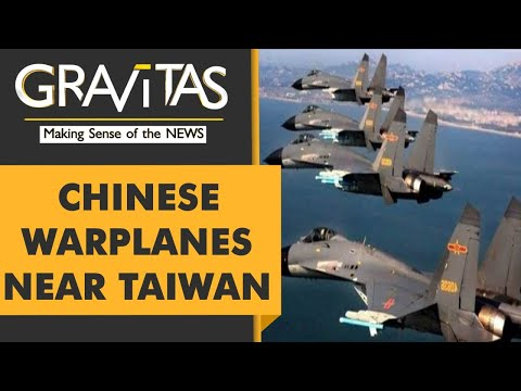 Gravitas: China-Taiwan tensions are escalating once again