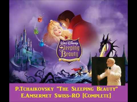 "P.Tchaikovsky ""The Sleeping Beauty"" (Complete) [ E.Ansermet Swiss-RO ] (1959)"