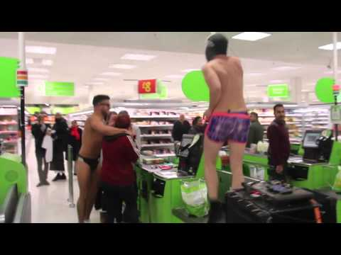 Asda rave return part 2 with #discoboy