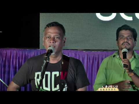 Worship by Kripal mohan at YOUTH CAMP 2017 Bellary
