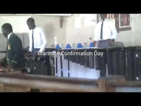 St Ignatius Marimba on Confirmation Day
