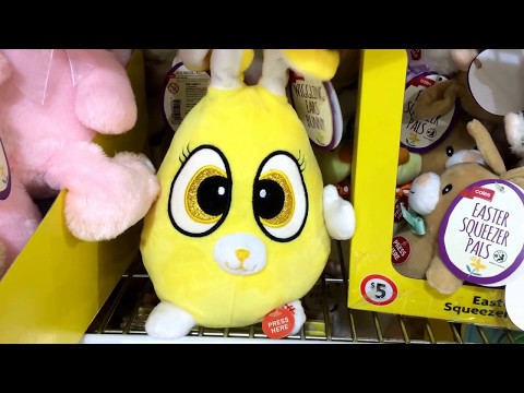 Happy Easter Singing Plush Toy