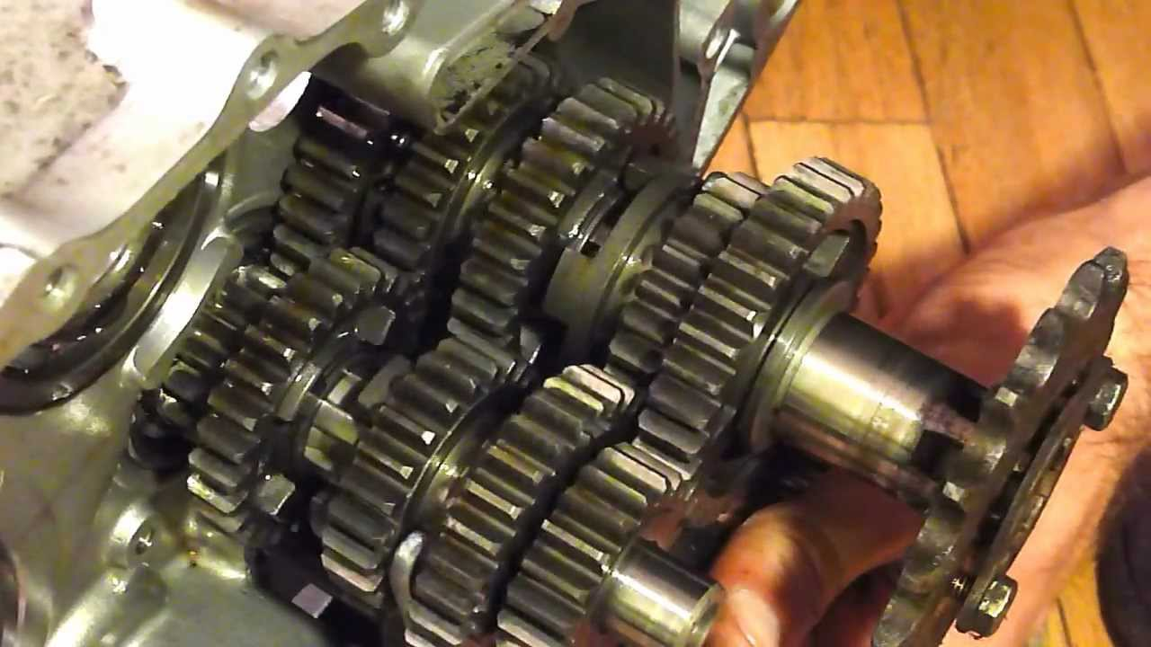 110cc 4 Wheeler Engine Diagram Motorcycle Transmission In Action Youtube