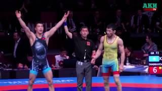 Чемпионат Азии в Бишкеке: Путь Акжола Махмудова к золотой медали