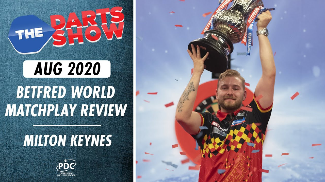2020 Betfred World Matchplay Review | The Darts Show | August 2020