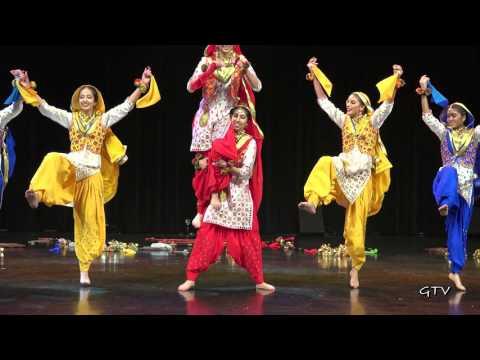 Punjabi Folk Dance Academy @ Bhangra Idols 2015