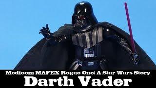 MAFEX Darth Vader Rogue One: A Star Wars Story Medicom