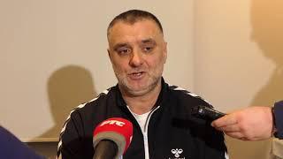 Nenad Peruničić Pred Meč Srbija - Crna Gora na Rukometnom EP