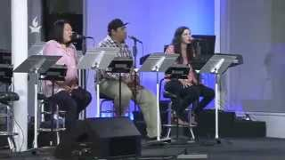 My Thirst Is A Sign // Rachel and Wallace Faagutu // Prayer Room Worship with the Word