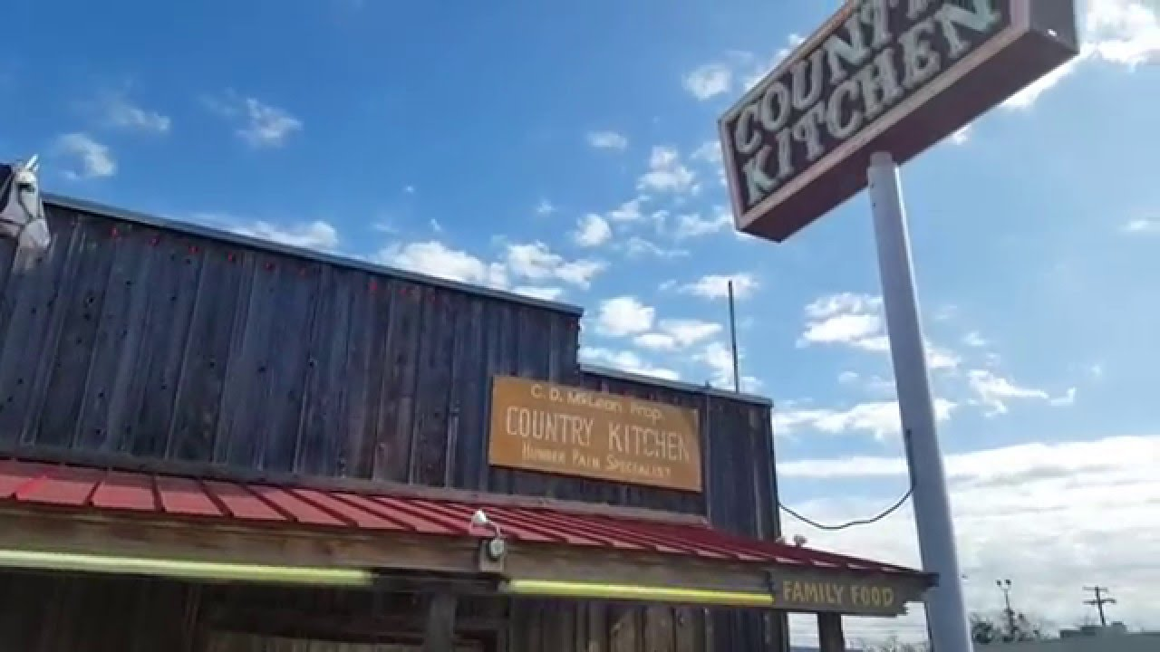 The Country Kitchen Amp Bakery Offers Down Home Cooking