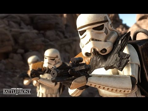 STARWARS BATTLEFRONT LIVE # 1   ARE YOU READY TO STRIKE !