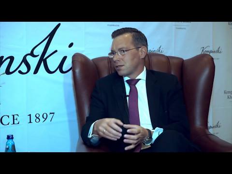 Oliver Kuhn, General Manager, Kempinski Hotel Khan Palace