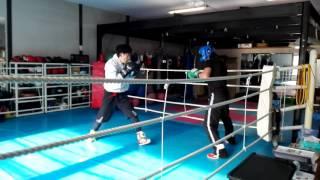 ライトボクシング.