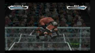 Smackdown Vs Raw 2009 on my PC [2]