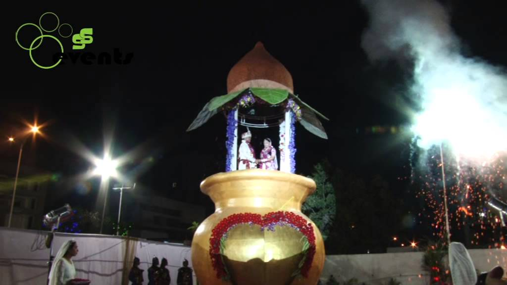 Kalash Theme New Jaimala Themes Wedding Planner In Delhi Best