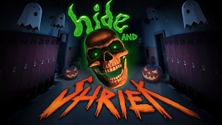 Hide and Shriek - Gameplay Trailer