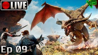 [🔴LIVE] Dragon Age: Inquisition NIGHTMARE!!! - Playthrough completo! Ep.09