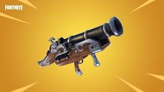 Boloncio New Bazooka FORTNITE SAVE THE WORLD