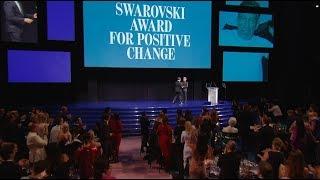2017 CFDA FASHION AWARDS: Kenneth Cole Receives Swarovski Award for Positive Change