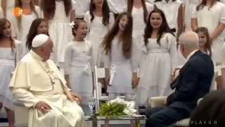 Best of Papst Franziskus 2014