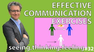 These Effective Communication Exercises make arguing UNNECESSARY!