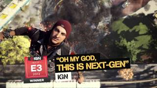 inFAMOUS Second Son Accolades Trailer