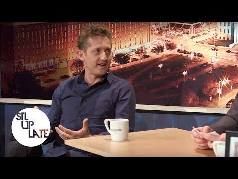 Actor & Filmmaker Alex Winter Confirms Bill & Ted 3?  STL Up Late