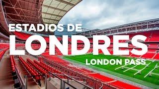 Tour estadios de Londres con el London Pass